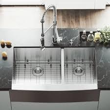 Chrome Kitchen Sink Chrome Kitchen Sinks You Ll Wayfair