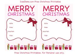 templates for xmas invitations free templates christmas invitations copy christmas party free