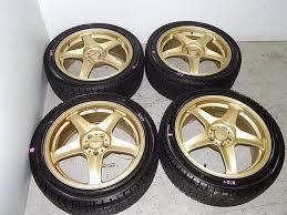 subaru prodrive subaru impreza wrx sti prodrive gc 05a 5x100 gold wheels j spec