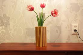 Log Vases How To Make A Wooden Vase Youtube