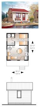 1 bedroom cottage floor plans tiny house plan 76163 total living area 320 sq ft 1 bedroom
