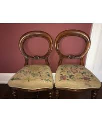 Victorian Upholstered Chair Antique Upholstered Chairs
