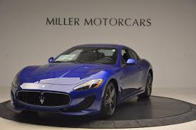 maserati granturismo engine 2017 maserati granturismo special edition sport 8 out of 40 made