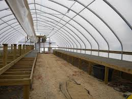 Metal Greenhouse Benches Transplant Production Decision Tool Leopold Center For