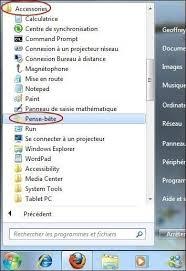 pense bete bureau utiliser le pense bête sur windows 7 astuces pratiques