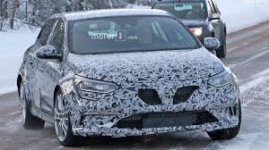 2018 renault megane rs to debut on may 26