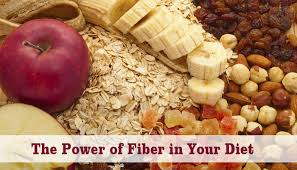 the power of high fiber foods in your diet