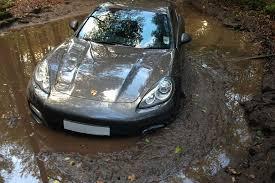 mud jeep cherokee english footballer andre u0027wisdom u0027 uses none and dunks panamera
