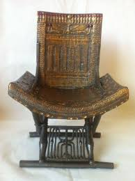 Egyptian Chair Egyptian Furniture Ebay