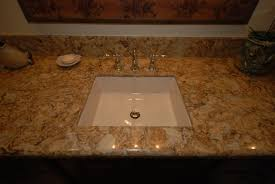 Kohler Cruette Faucet Kohler Verticyl Rectangle Sink In Biscuit With Cambria Buckingham