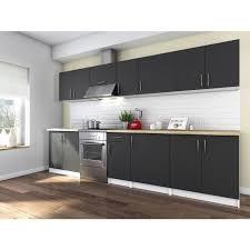 meuble cuisine complet meuble cuisine complet modele cuisine en u cbel cuisines