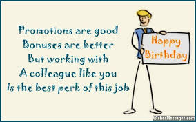 awesome co worker birthday wishes greetings card message images