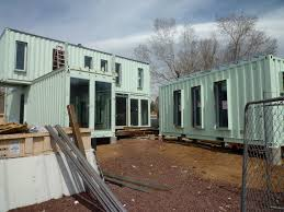 Shipping Container Home by 5 Modern Train Container Homes Container Living