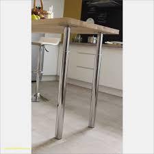 fabriquer une table haute de cuisine mange debout cuisine inspirant table bar de cuisine avec rangement