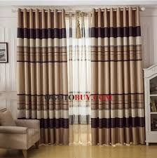 Striped Living Room Curtains by Great Striped Living Room Buy Thermal Curtains Buy Multi Color