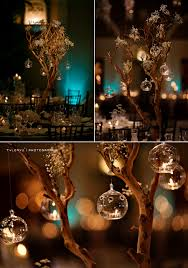 tree branches centerpiece candles designed by asiel design