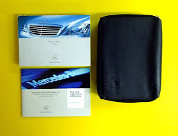 s class s class 08 2008 mercedes benz owners owner u0027s manual set