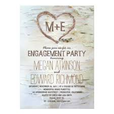 engagement invitations zazzle
