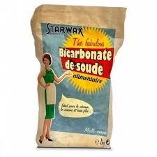 cuisine bicarbonate de soude acheter bicarbonate de soude alimentaire starwax fabulous pour le