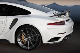 used porsche 911 turbo s for sale porsche 911 turbo stinger gtr by topcar has 24k gold interior