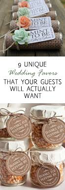 unique wedding favor ideas 9 unique wedding favors that your guests will actually want oh