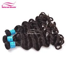 Top Grade Brazilian Wholesale Salt And Pepper Human Hair