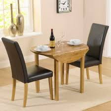table and 2 chairs set stylish drop leaf dining table and chairs dining table and 2 chairs