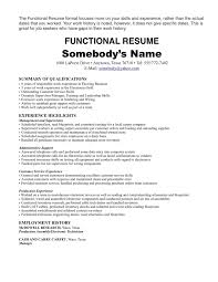 Sample Resume For Production Worker by Sample Resume Production Worker Virtren Com