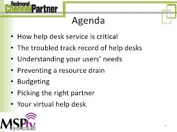 Virtual Help Desk Outsourcing Your Help Desk