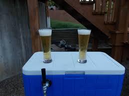 Full Size Kegerator 1 2 Barrel Outdoor Kegerator Finally Finished Home Brew Forums