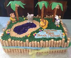 24 best jungle theme baby shower cakes images on pinterest baby