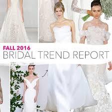 fall 2016 wedding dress trends brides