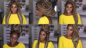 senegalese twist using marley hair marley senegalese twists hairstyles jackie aina youtube