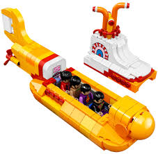 18 luxury tech gifts lego yellow submarine the awesomer
