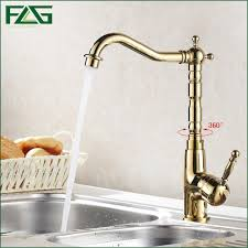 online get cheap kitchen faucet gold aliexpress com alibaba group