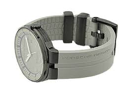 porsche design flat six porsche design flat six automatic black pvd steel mens