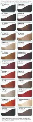 light golden brown hair color chart argan oil hair color chart ivedi preceptiv co