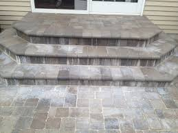 Patio Paver Jointing Sand by Efflorescence On Pavers Clean U0027n U0027 Seal