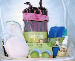 photo baby shower baskets ideas image