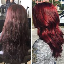 what demi permanent hair color is good for african american hair best 25 ruby red hair color ideas on pinterest ruby red hair