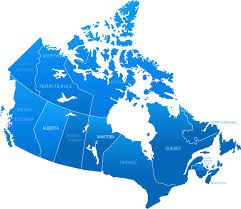 canada map atom jet agriculture
