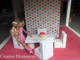 Free Wooden Doll Furniture Plans by Diy Dollhouse Furniture Creative Dominican