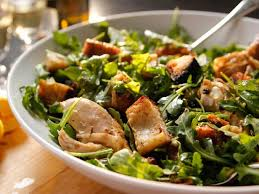 barefoot contessa arugula salad roast chicken with bread and arugula salad recipe ina garten