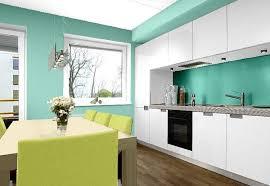 küche türkis farbgestaltung für eine küche in türkis weiss grün