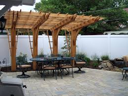 pergola patio cover kits shade small ideas 29923 interior decor