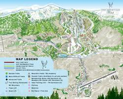 New Mexico Ski Resorts Map by Trail Map Haystack Mountain U2013 The Hermitage Club