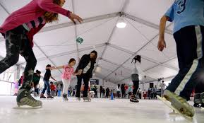 rink open for skating at downtown ta park tbo