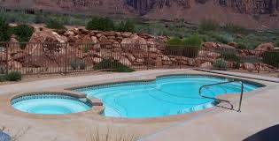 fiberglass pools last 1 the great backyard place the bullfrog spas tropical fiberglass pools st george