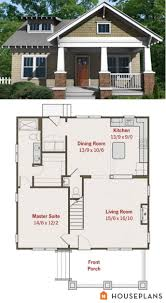 best bungalow floor plans furniture small craftsman bungalow floor plan and elevation best