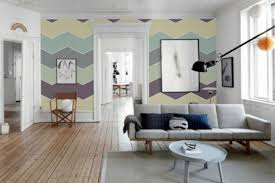 pastel tones as wall colors soften the ambience at home interior